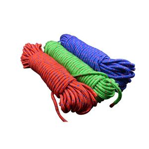 Universal products clothes drying traction rope of crane amazon hot sale decorative used braided rope