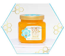 Hold It alcohol-free Honey natural hair Styling Gel for whosale