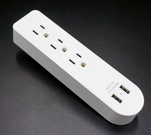Extension Cables Socket with usb wifi socket smart socket extension
