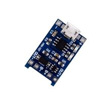 HW-107 Micro USB 5V 1A 18650 Lithium Battery Charging Board Charger Module With Protection Dual Functions 1A Li-ion TP4056