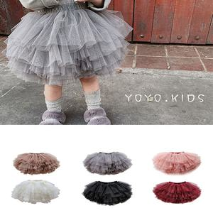 4755 Quickly delivery supplier korean style kids clothing tutu skirt girls