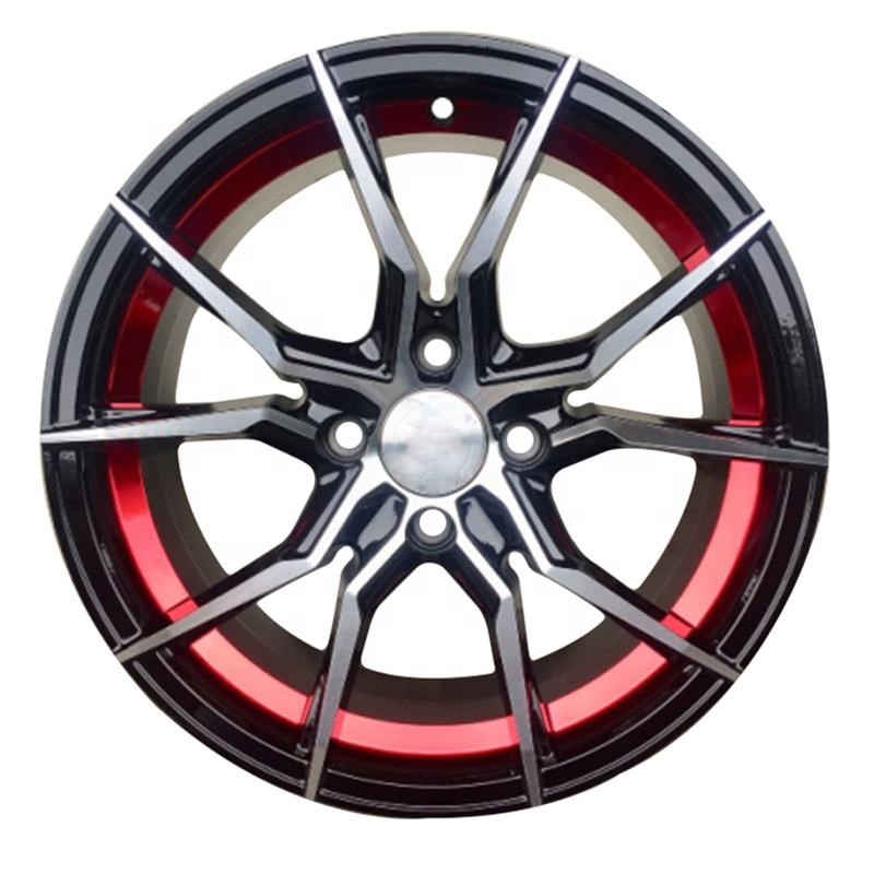 High quality Factory Direct casting wheels, 14inches 15inches 4holes 4*100 car alloy wheels