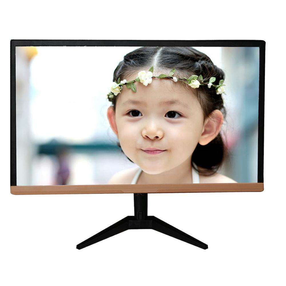 21.5 inch LED monitor screen pc Hotsale ips 75HZ for game use with 1920x1080 Max Resolution and 8ms Response Time