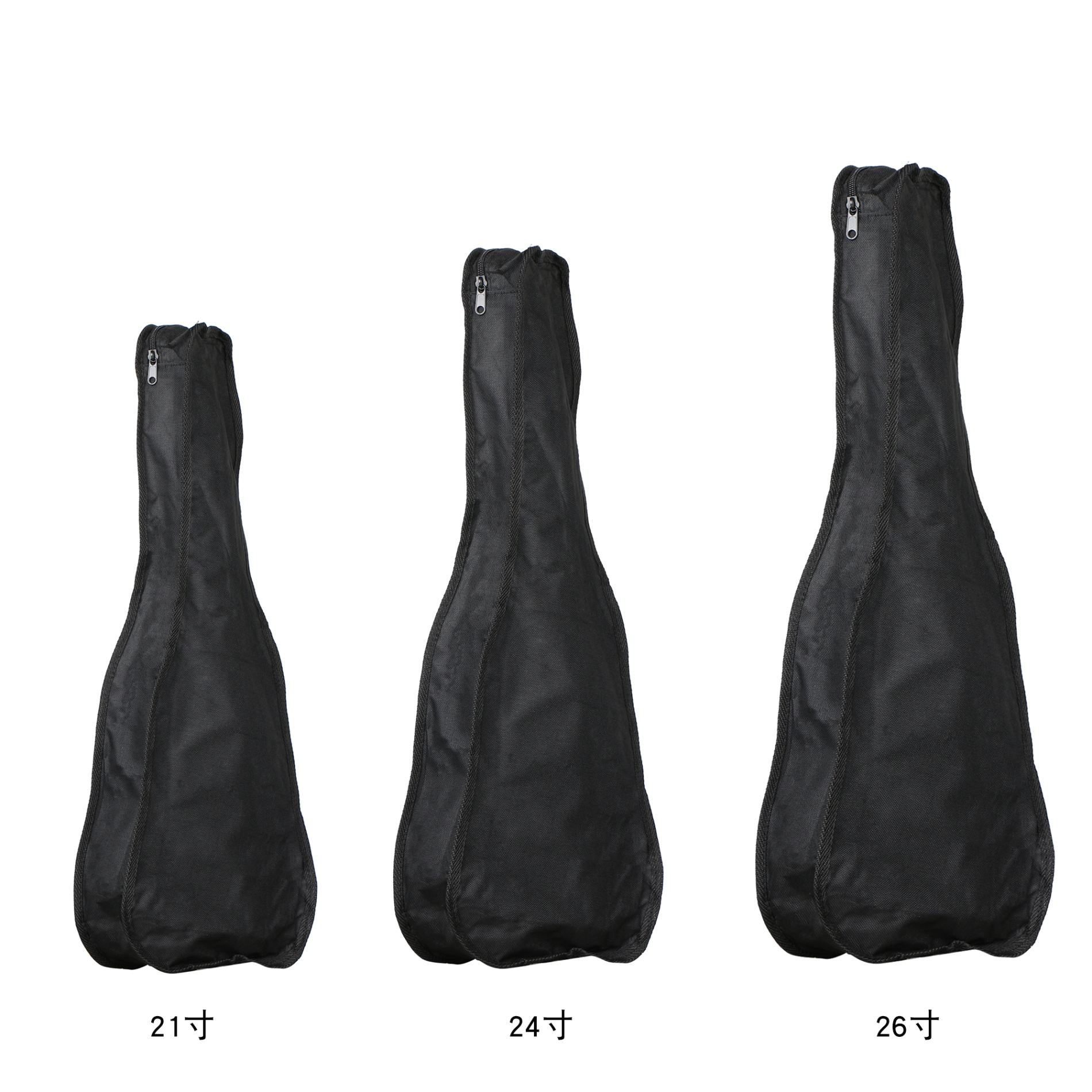 Cheap price ukulele case bag gig bag for ukulele