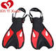 Diving fins silicone diving equipment supplies adult surfing swimming fins long and short men and women new fins