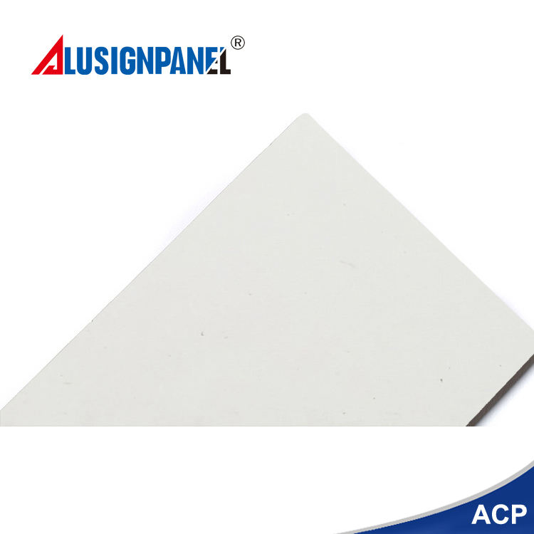 alusignpanel printable PE core outdoor durable billboards acp/acm