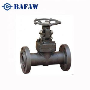 New Design Standard Cast Iron Bolted Bonnet High Quality Api 602 Alloy Forged Steel Gate Valve