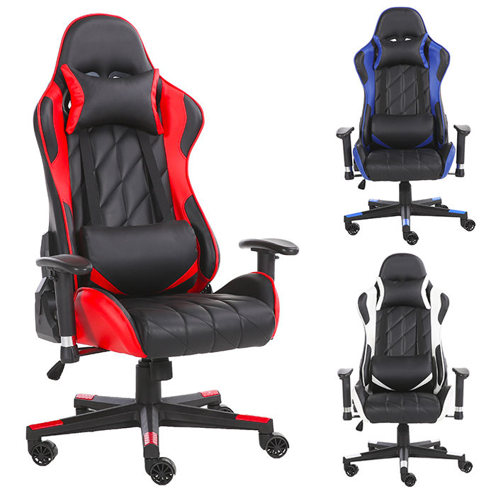 New High Back Low Price Extreme Gamer PC Gaming Chair