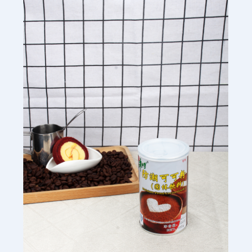 High protein Moisture proof chocolate cacao cocoa powder for sale in smoothies latte cake baking and beverage