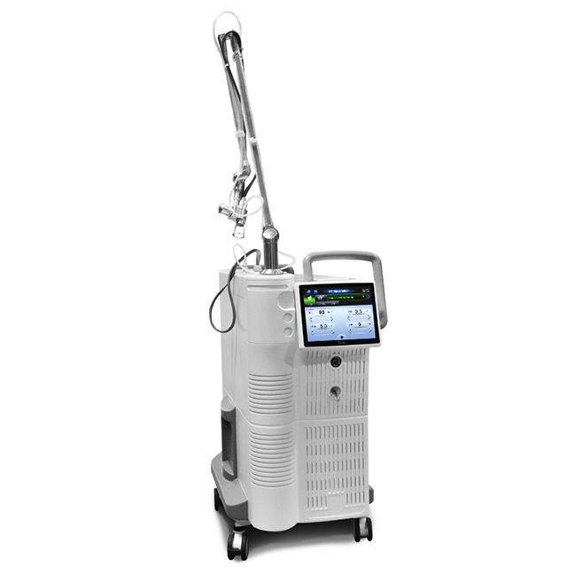 10600NM Remove Acne Remove wrinkles Vaginal treatment CO2 Fractional laser machine