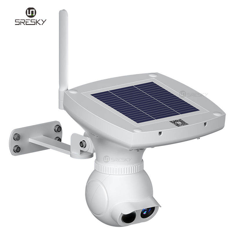 Best selling products SRESKY wifi security wireless ip outdoor solar camera