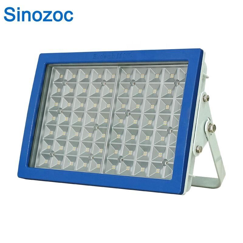 Sinozoc Atex <span class=keywords><strong>Ex</strong></span> demb IIC T6 Gb 100 W/150 W/250 W/<span class=keywords><strong>300</strong></span> w led explosion beweis flutlicht