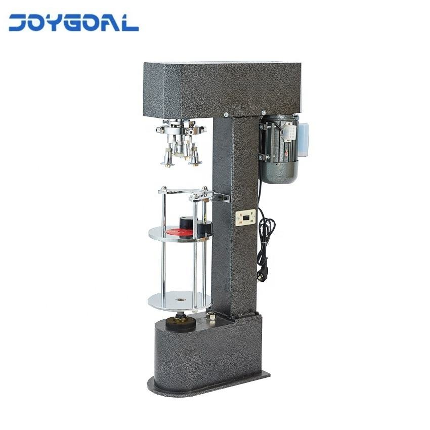 bottle manual capping machine