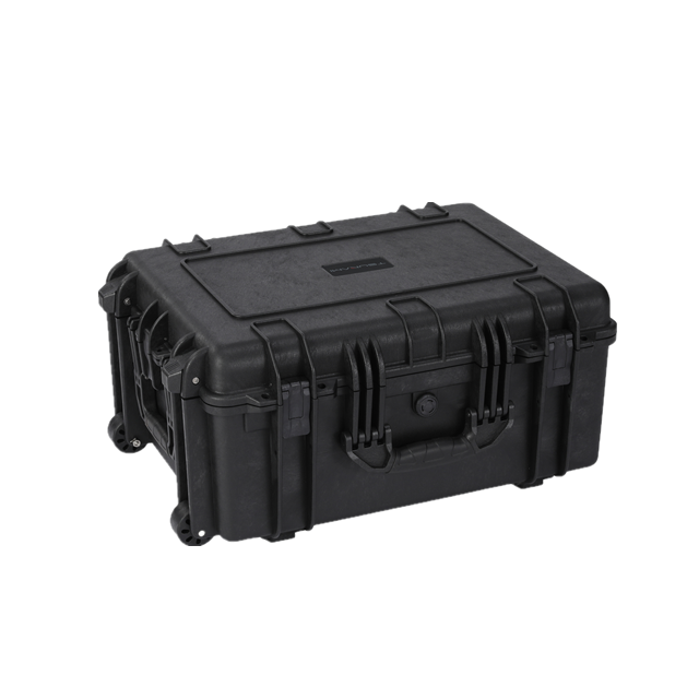 Luggage Safety Case Waterproof Hard Case With Custom Foam Insert For Medical Military Use
