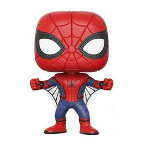 Wholesale marvel series spiderman funk pop pvc action figure