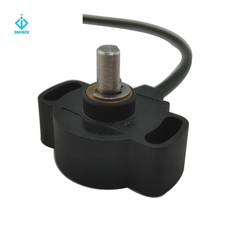 Suitable for the hard work condition high performance digital angle sensor