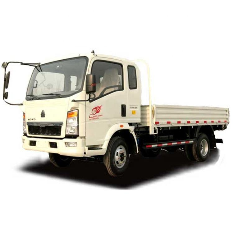 Cheap Price Howo Cargo Truck 6*4 235kw Truck with Good Quality