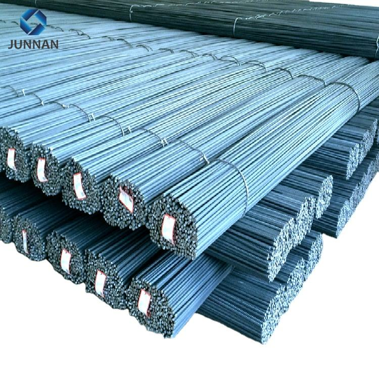 8mm 10mm 12mm 16mm iron rod price, standard rebar length