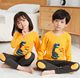 Wholesale in stock underwear suit 100% cotton cartoon sweater baby children clothes