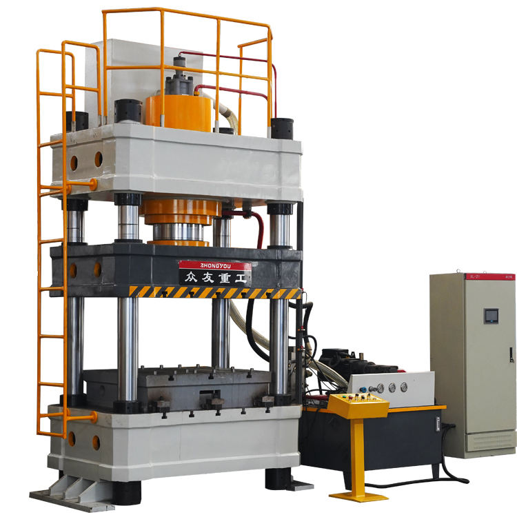 Single action and Double Action Metal Sheet Forming Machine Hydraulic Press