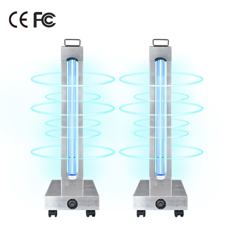 High Power UV Lamp Quartz Ultraviolet Disinfection Lamp UV Sterilizer Mite Ozone UVC Light 150W