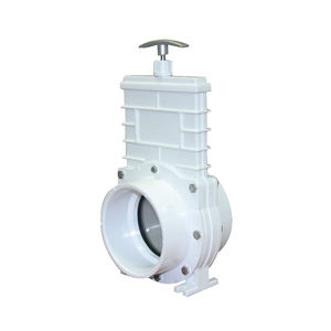 High Quality Cheap PVC Knife Gate Valve For Pvc Pipes