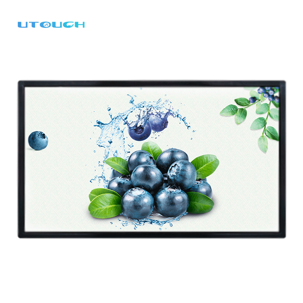 65 inch interactive flat panel touch screen LCD monitor displays multi touch screen large sizes