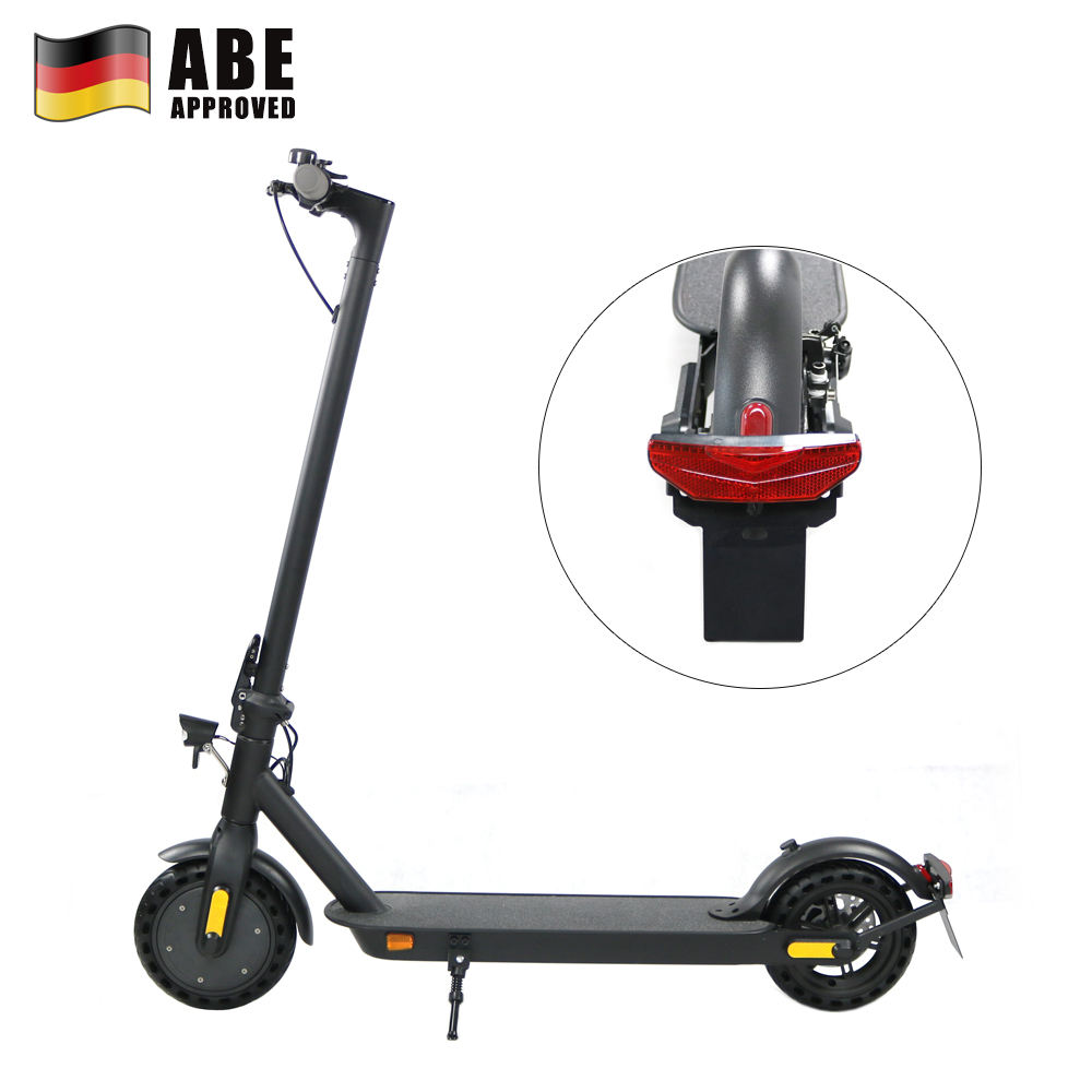 Germany ABE SGS CE 8.5 inch 2 Wheel Folding Electric Scooter for Adult