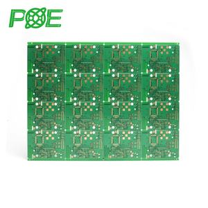 China Supplier Printed Circuit Board 94v0 FR4 PCB Prototype PCB