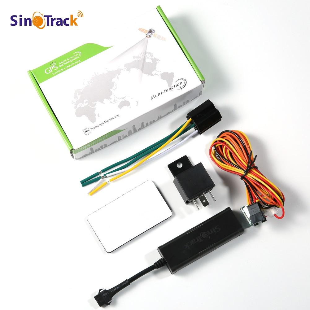 Mini GPS Tracking Chip Electric Bike Small Car Truck Motorcycle Tracking System Device ST-901