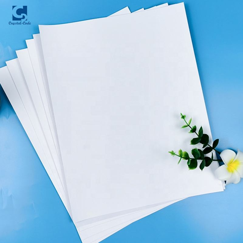 150 Sheets Printable Waterproof A4 Vinyl Matte Sticker Paper For Inkjet & Laser Printer