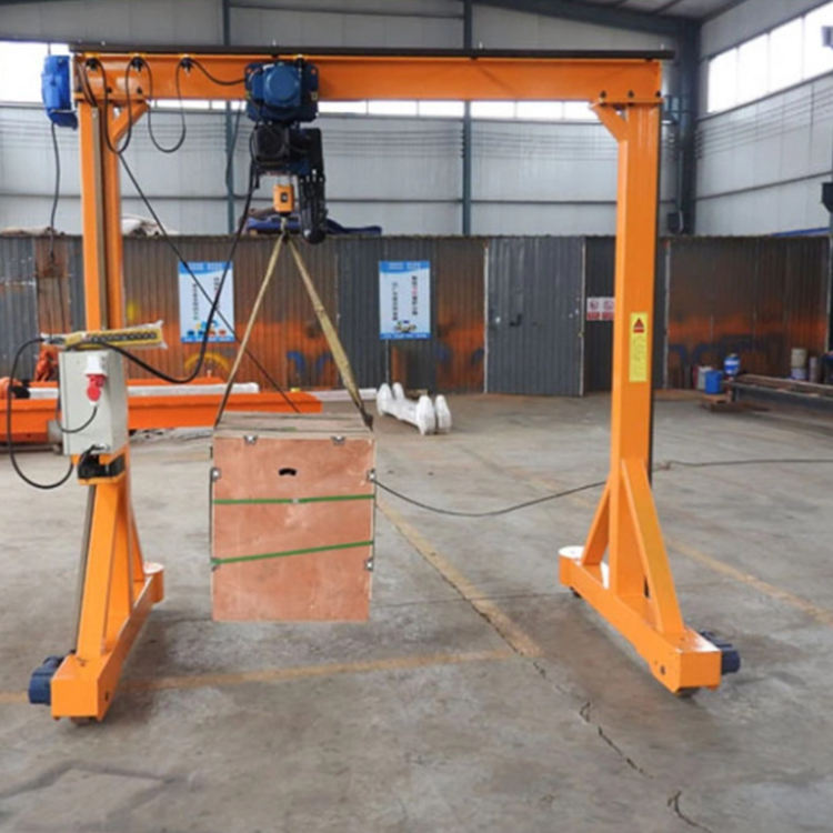 Manufacturers Suppliers 20 Ton Trackless Electric Traveling Gantry Prices