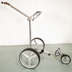 Electric Golf Trolley with German small motor