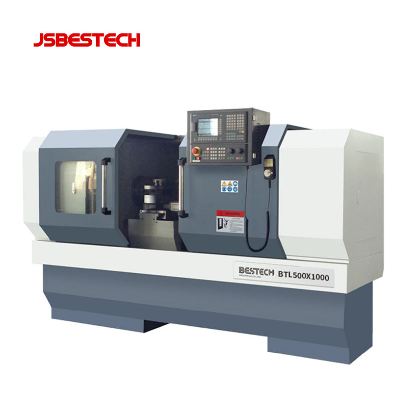 BTL500 cnc metal working lathe machinery industry equipment