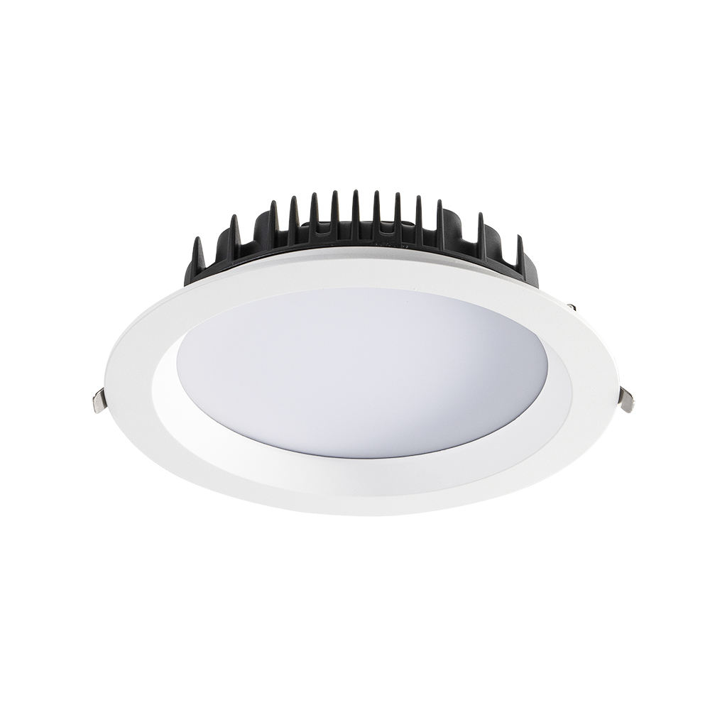 New design top quality aluminum round fixture ceiling 12W 16W 18W 25W 35W SMD recessed led hotel down light