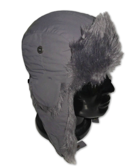 New style fashion faux fur hat/snow hat/winter hat with earflap