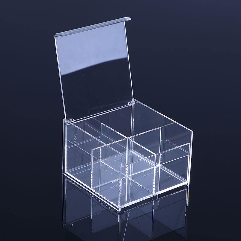 Free Sample Acrylic Tea Organizer From DongGuan