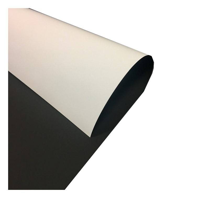 Printable Ferrous Film PP Ferrous Sheeting Roll Magnetic Advertising Material