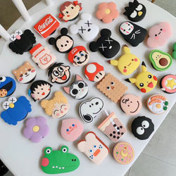 Wholesale Multi Function Silicone Pvc Cute Cartoon Foldable