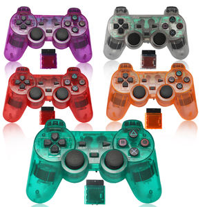 Bluetooth Wireless Controller Für Playstation 2 Konsole Joystick Doppel Shock Joypad 2,4G PS2 Gamepad