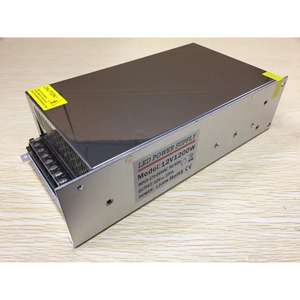 High Power Supply DC 12V 100A 1200 W AC-DC Converter LED Driver 220V AC DC12V Smps untuk LED Strip Tampilan CCTV 3d Printer