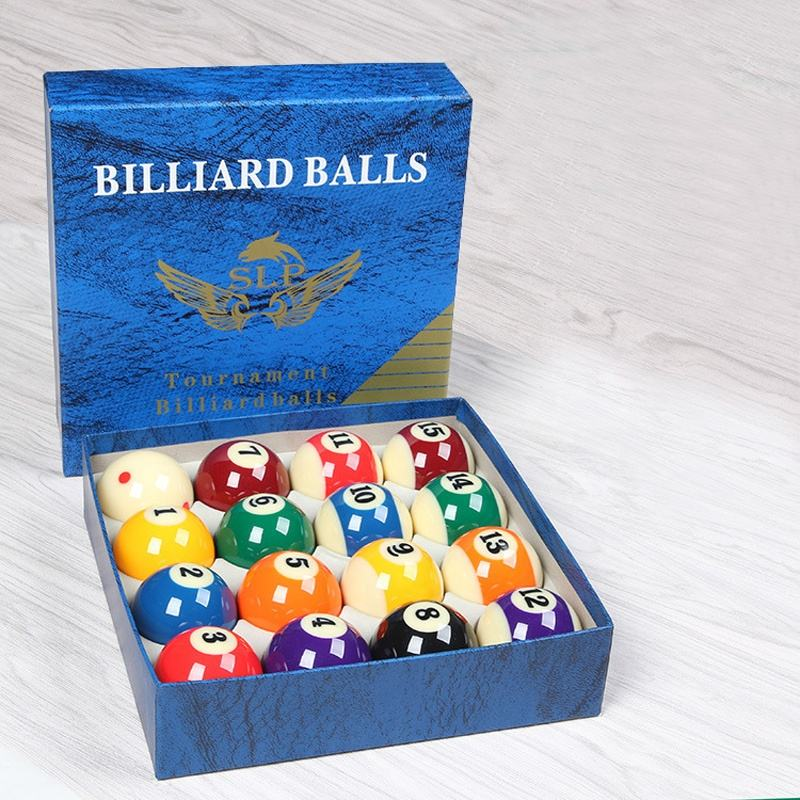 Professional 6A Superior quality 9-BALL Pool Table Ball 2-1/4inch 16x Set 57.2mm Billiard ball Product Kit