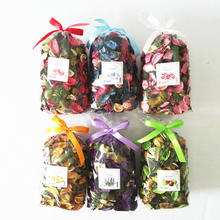 Mescente heart shaped potpourri tulip hanging lavender scented sachet bags for lavender