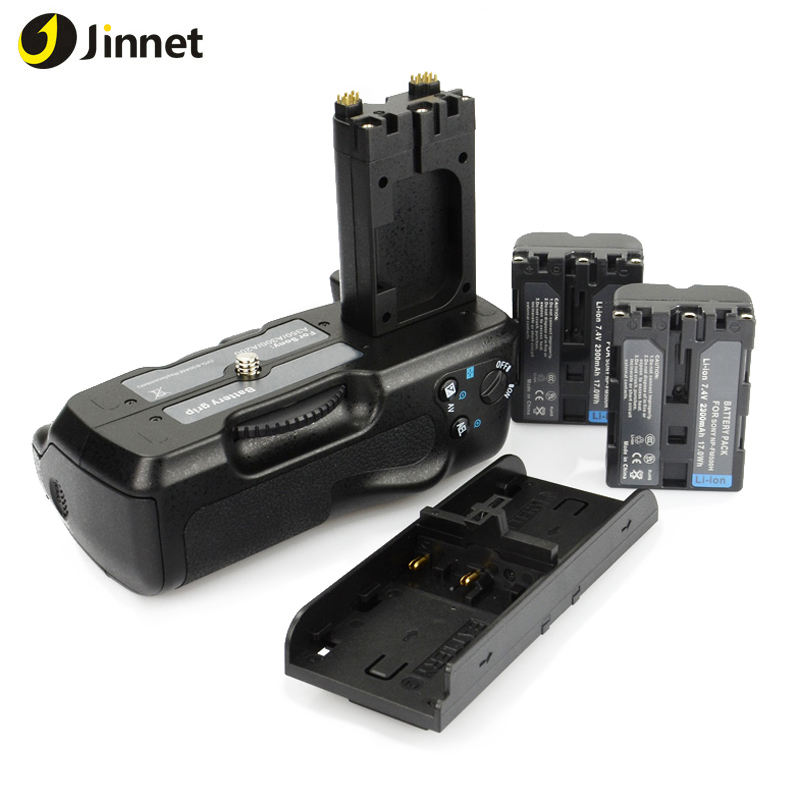 Jinnet VBG- B30AM Holder Grip For So ny A350 A300 A200 DSLR Camera