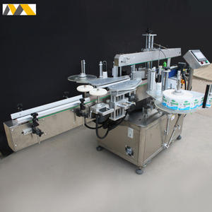 Automatic factory price two sides labeling machine /label machine