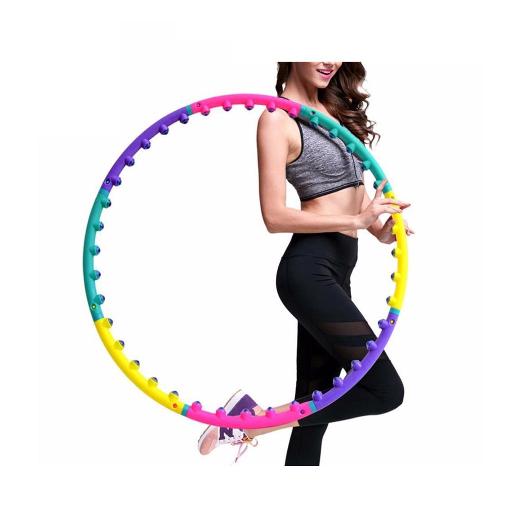 Lower MOQ gymnastic hula hoop for kids