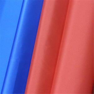 300T Outdoor Active Wear Water Resistant Soft Poly Pongee Fabric