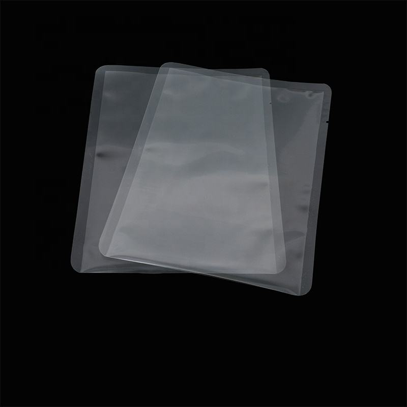 Environmentally friendly frozen chicken meat packaging bag