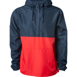 Promotional top quality mens customize windbreaker jacket