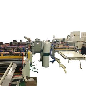 PVC&PE&PP Wood&plastic Profile Extrusion Line/WPC Profile Production Line/Used WPC Floor Extruder Machine